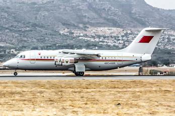 A9C-HWR - Bahrain Defence Force British Aerospace BAe 146-200/Avro RJ85