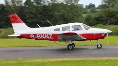 G-BNNZ - Private Piper PA-28 Warrior