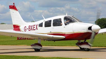 G-BXEX - Private Piper PA-28 Archer