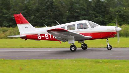 G-BTNV - Private Piper PA-28 Warrior