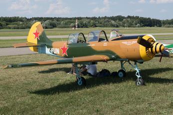 LY-FUN - Private Yakovlev Yak-52