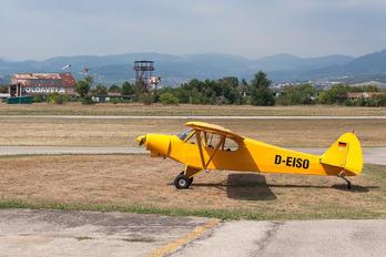D-EISO - Private Piper PA-18 Super Cub