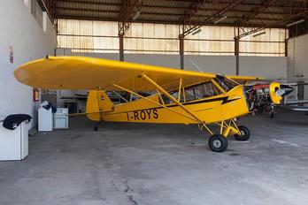 I-ROYS - Private Piper L-18 Super Cub