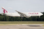 A7-BFE - Qatar Airways Cargo Boeing 777F aircraft