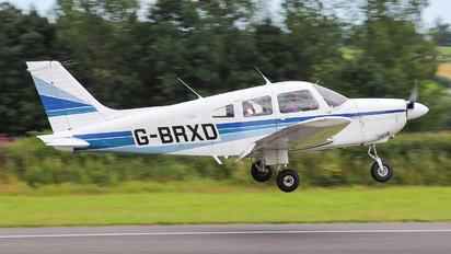 G-BRXD - Private Piper PA-28 Archer