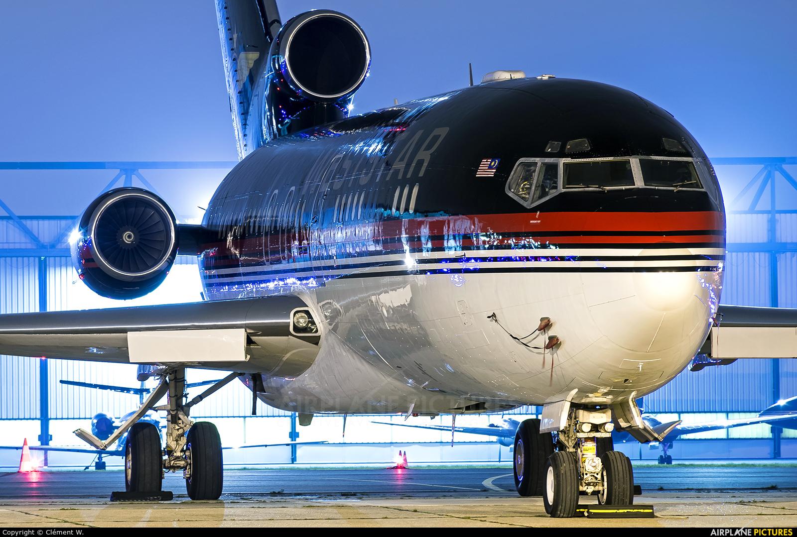 Weststar Aviation Services N800AK aircraft at Paris - Le Bourget