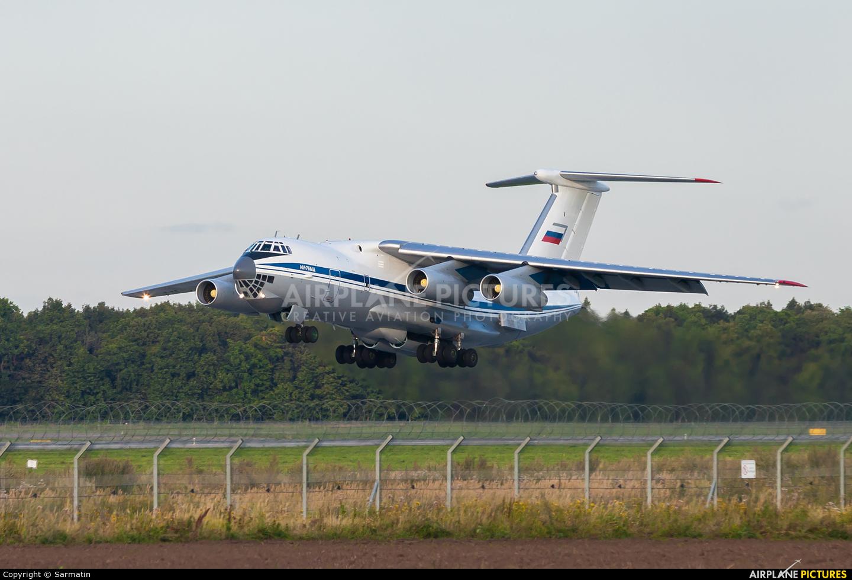Russia - Air Force RA-78790 aircraft at Kazan