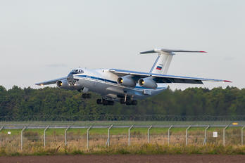 RA-78790 - Russia - Air Force Ilyushin Il-76 (all models)