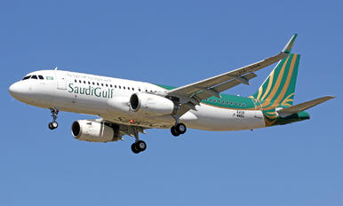 HZ-SGA - SaudiGulf Airlines Airbus A320