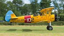G-AZLE - Private Boeing Stearman, Kaydet (all models) aircraft