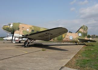 KK156 - Greece - Hellenic Air Force Douglas C-47B Skytrain