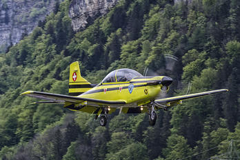 C-410 - Switzerland - Air Force Pilatus PC-9