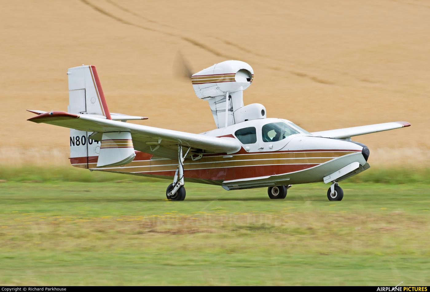 Private N8004B aircraft at Popham