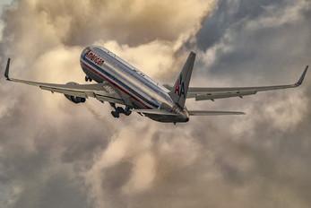 N397AN - American Airlines Boeing 767-300ER
