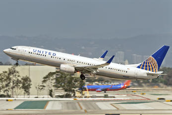N36447 - United Airlines Boeing 737-900ER