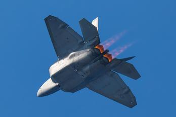 05-4098 - USA - Air Force Lockheed Martin F-22A Raptor