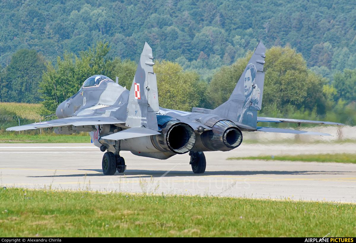 Poland - Air Force 114 aircraft at Sliač