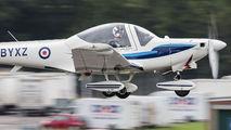 G-BYXZ - VT Aerospace Grob G115 Tutor T.1 / Heron aircraft