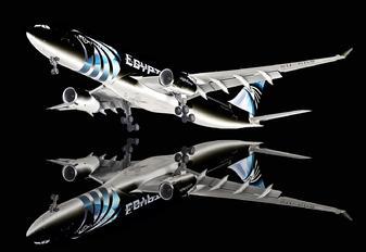 SU-GDS - Egyptair Airbus A330-300