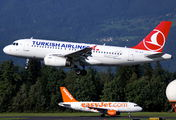 TC-JLO - Turkish Airlines Airbus A319 aircraft
