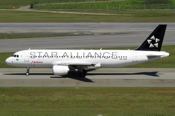 PR-AVR - Avianca Brasil Airbus A320