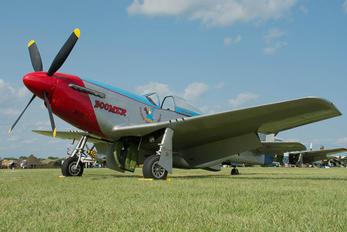 N551TM - Private North American P-51D Mustang