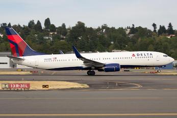 N845DN - Delta Air Lines Boeing 737-900ER