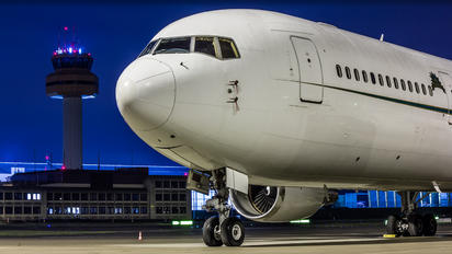 VP-BKS - Private Boeing 767-300ER