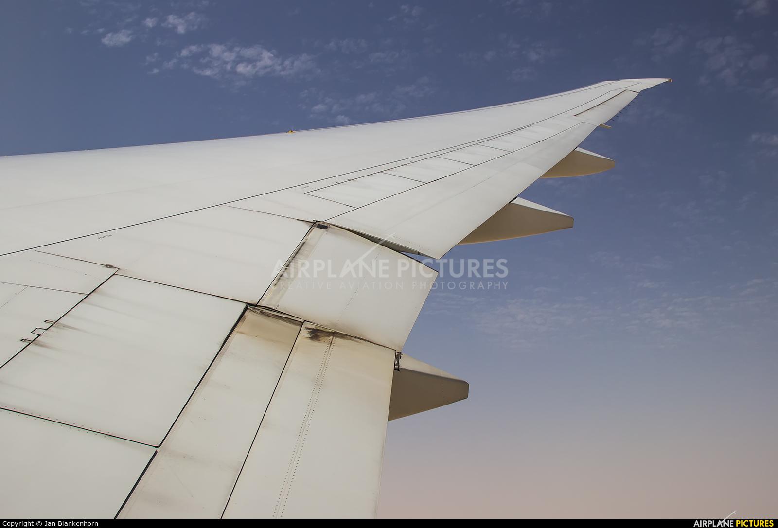Etihad Airways A6-ETF aircraft at In Flight - UAE