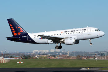 OO-SSK - Brussels Airlines Airbus A319