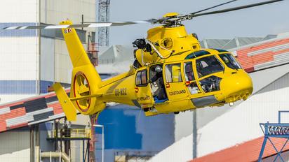 OO-NSZ - Netherlands - Coastguard Eurocopter AS365 Dauphin 2