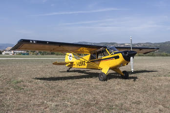 I-USKE - Private Aviat A-1 Husky