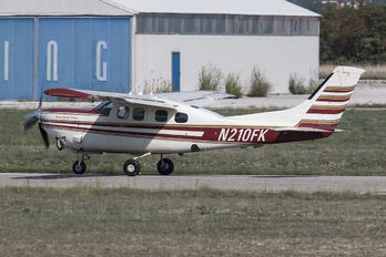 N210FK - Private Cessna 210 Centurion