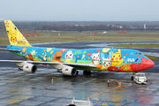 JA8956 - ANA - All Nippon Airways Boeing 747-400D aircraft