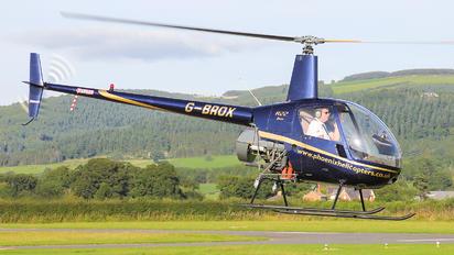 G-BROX - Private Robinson R22