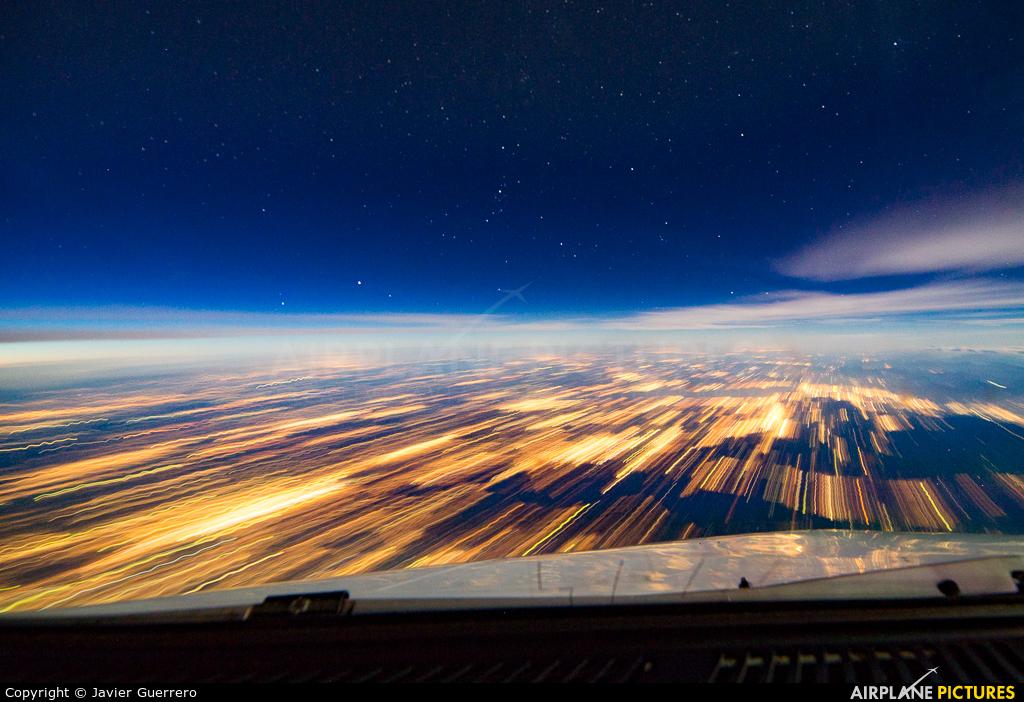 Iberia EC-LUL aircraft at In Flight - Switzerland
