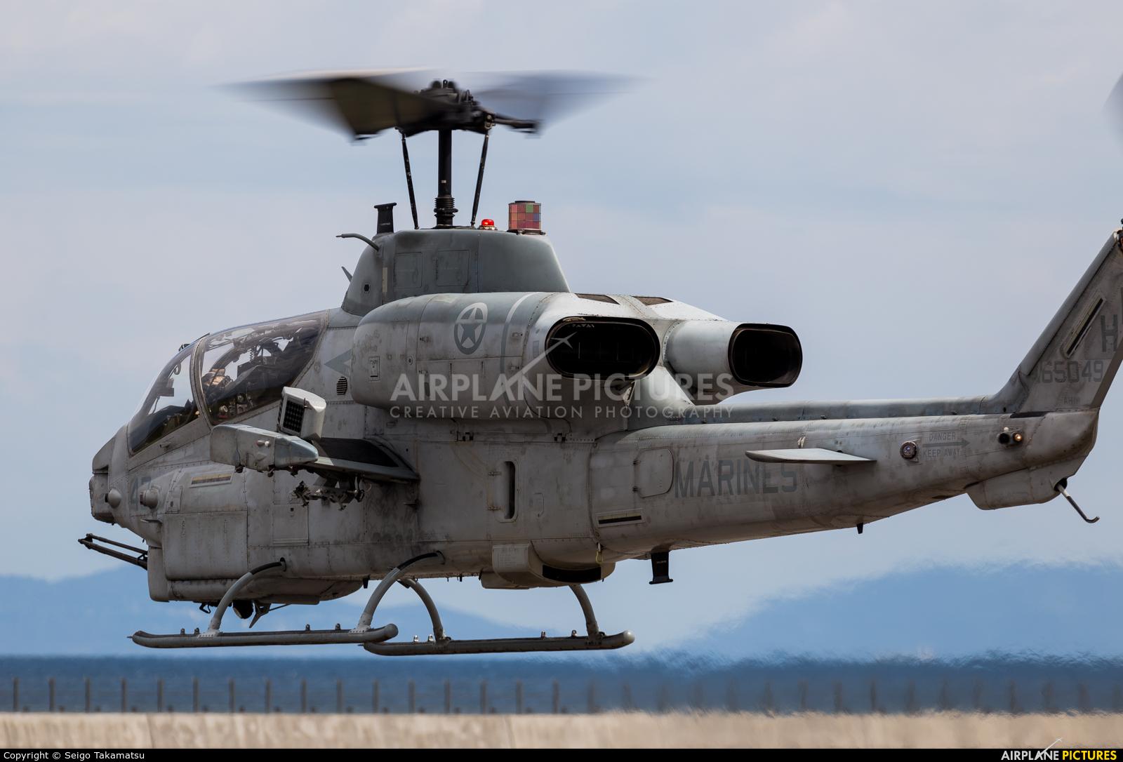 USA - Marine Corps 165049 aircraft at Oita