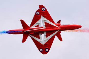 "XX311 - Royal Air Force ""Red Arrows"" British Aerospace Hawk T.1/ 1A"
