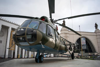 70 - Russia - Air Force Mil Mi-8T