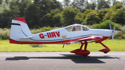 G-IIRV - Private Vans RV-7A