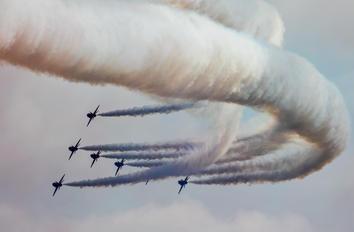 "XX232 - Royal Air Force ""Red Arrows"" British Aerospace Hawk T.1/ 1A"