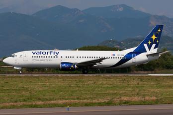 9H-VLA - Valorfly Boeing 737-400