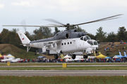 3370 - Czech - Air Force Mil Mi-35 aircraft