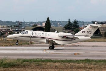 OE-FCZ - Private Cessna 510 Citation Mustang