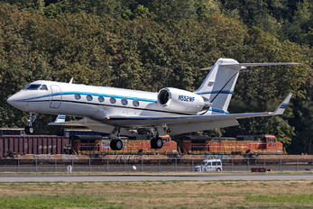 N552WF - Private Gulfstream Aerospace G-IV,  G-IV-SP, G-IV-X, G300, G350, G400, G450
