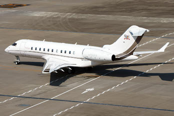 N755RA - Private Bombardier BD-700 Global 5000