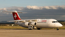 HB-IXO - Swiss British Aerospace BAe 146-300/Avro RJ100 aircraft