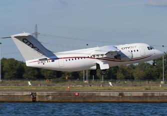 EI-RJT - CityJet British Aerospace BAe 146-200/Avro RJ85