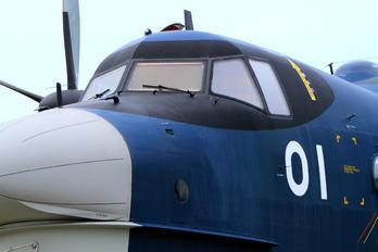 71-9901 - Japan - Maritime Self-Defense Force ShinMaywa US-2