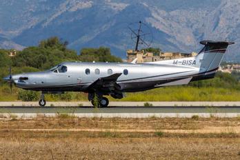 M-BISA - Pilatus Pilatus PC-12